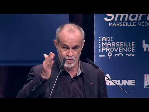 Smart City Marseille 2017 | Ouverture du forum