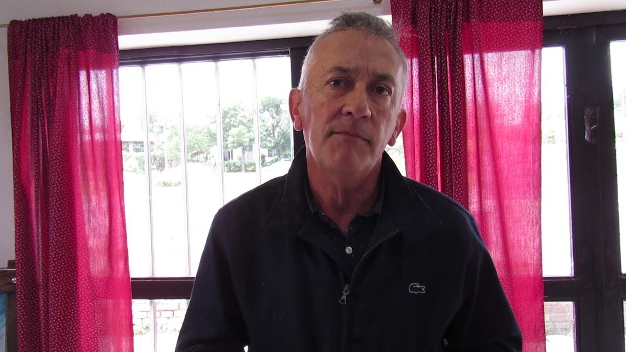 Ruben Borello habla de los avances en gas natural en Santa María