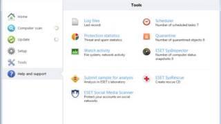 ESET NOD32 Antivirus- Téléchargement gratuit [2014]