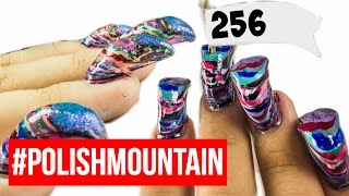250+ COATS OF NAIL POLISH! Behind The Scenes! thumbnail