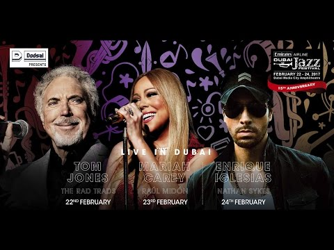 Emirates Airline Dubai Jazz Festival 2017 Highlights Unofficial