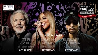 Emirates Airline Dubai Jazz Festival 2017 Highlights Unofficial