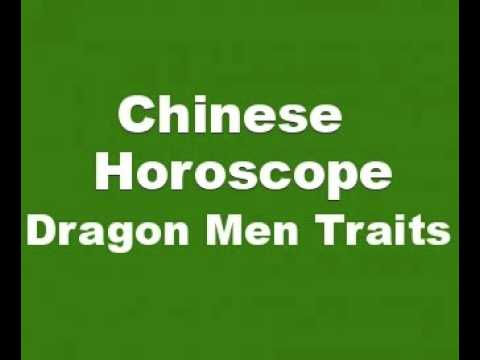 Chinese Horoscope Dragon Men Characteristics and Personality Traits