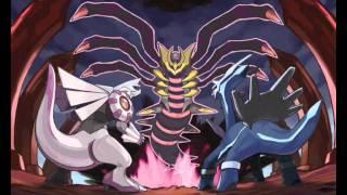 Pokémon Platinum - Palkia/Dialga Battle theme [EXTENDED]