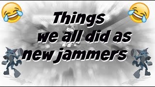 things we all did as new jammers    animal jam skit