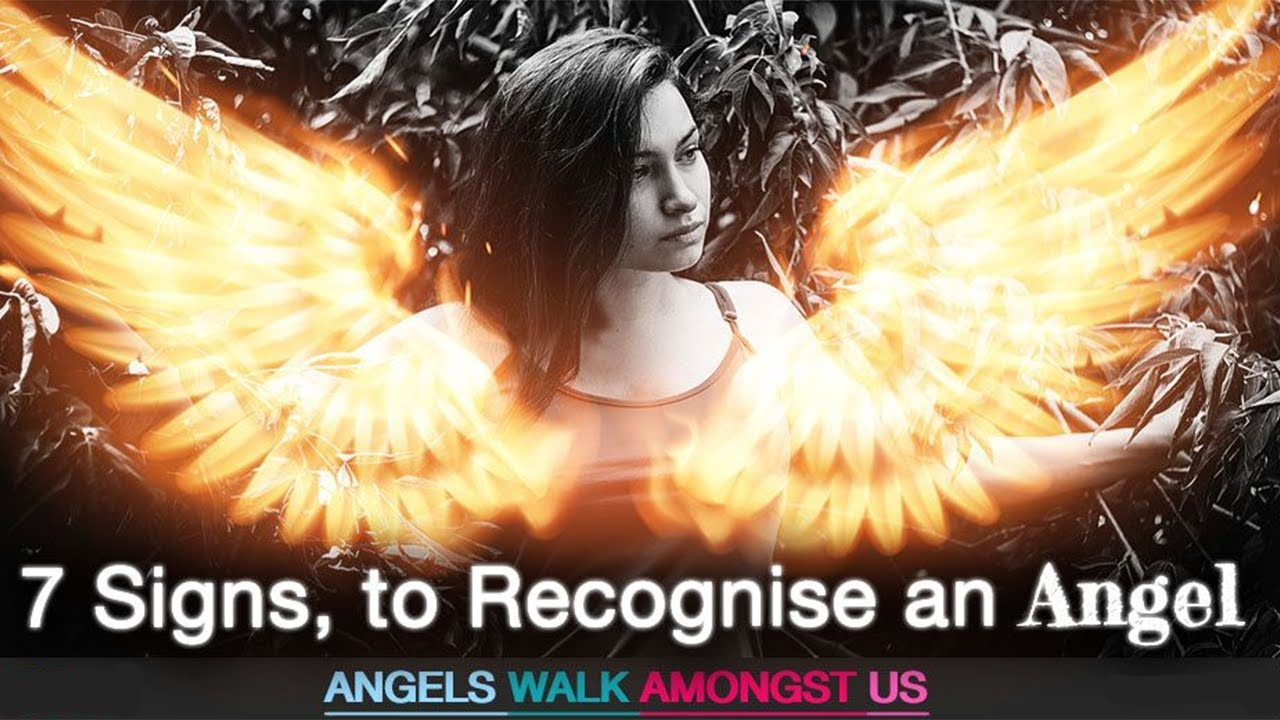 7 Signs That Indicate the Person You Met Is an Angel!