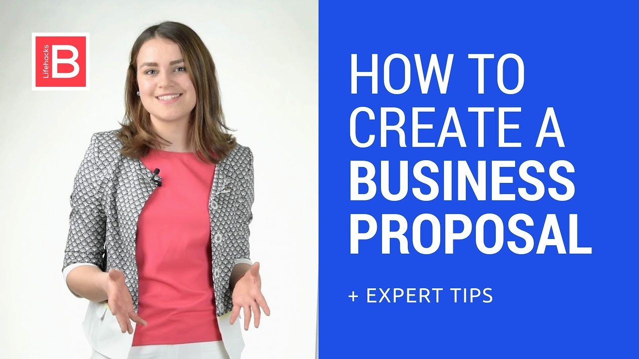 How To Write A Business Proposal 7 Minutes Step By Step Guide Youtube