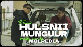 B.Tamir - Hulsnii munguur (Parody cover by Molpedia)