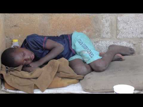 Haunting Images of Poverty in Lusaka, Zambia
