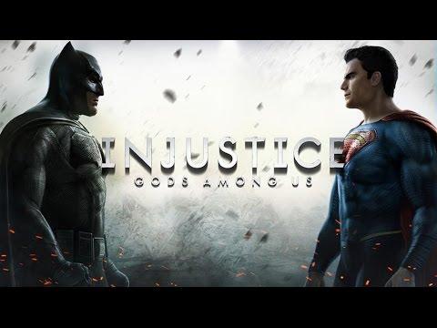 Injustice. Gods Among Us. FILME. Modo História COMPLETO com Dublagem e Legendas em Português