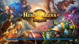 Arena Pahlawan (Heroes Arena) Indonesia Gameplay