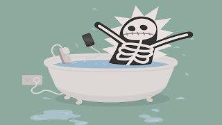 Dumb Ways To Die 1+2 Compilation - New Funny Ways To Die