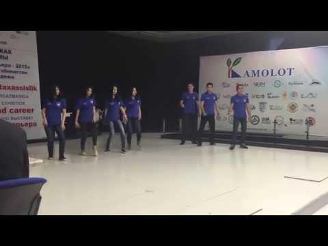 IUT students dancing show April 2, 2015