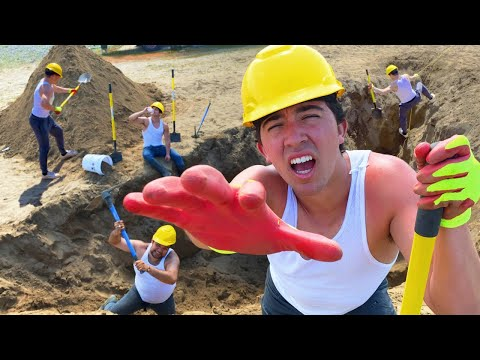 Digging A Hole All The Way To China  Challenge