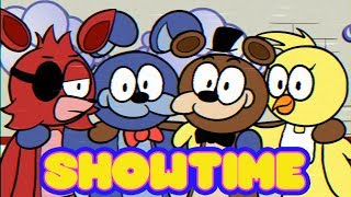 FNAF Showtime Animated Video