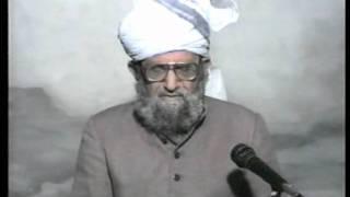 Urdu Dars Malfoozat #388, So Said Hazrat Mirza Ghulam Ahmad Qadiani(as), Islam Ahmadiyya