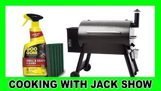 Goo Gone Review - BBQ & Grill Cleaner