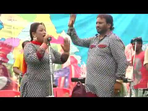 Sabar Khan/lovejot Rani Live Pind Sapawali    Rooh Punjab Di