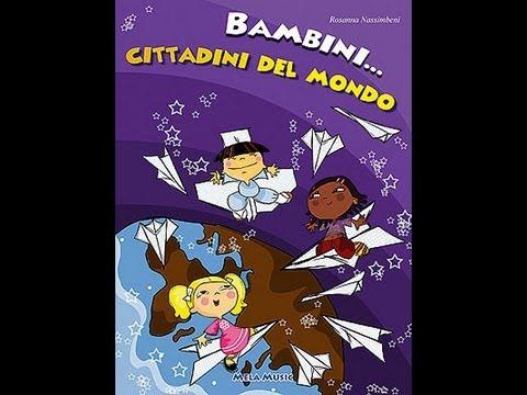 Cittadini del mondo- Canzoni per bambini di Mela Music