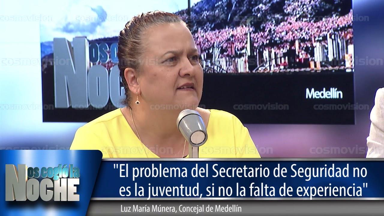 El problema del Secretario de Seguridad de Medellín no es la ...