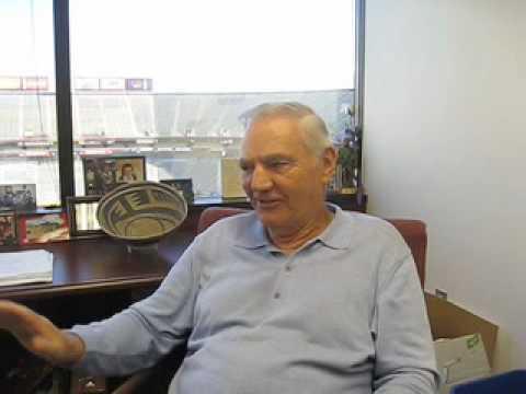 Frank Kush tells Nestor about Mayflowers, Irsay & Indianapolis