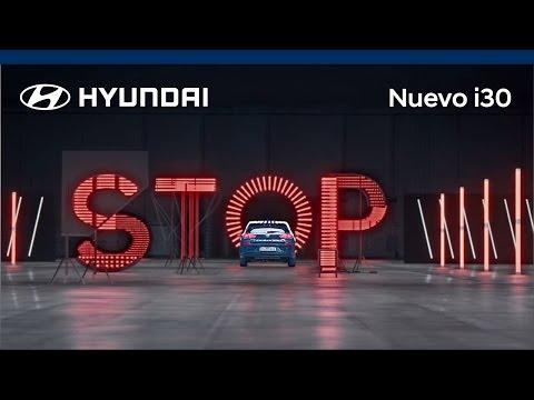 Hyundai i30: Frenada autónoma de emergencia (Patines)
