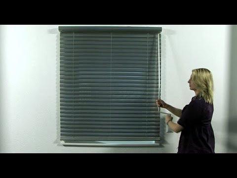 Bekannt JalouCity - Bedienung Jalousie - Kurbel 50mm (Wand) - YouTube OV42