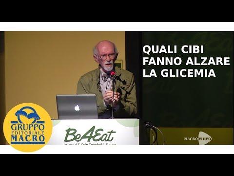 I danni dei picchi glicemici, come tenere bassa la glicemia: Prof. Franco Berrino