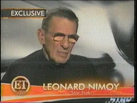 Download Entertainment Tonight Spock Meets Spock