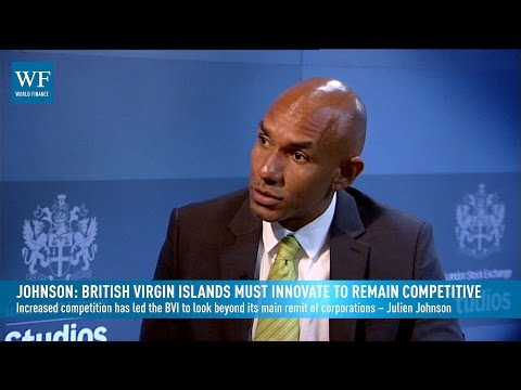 Johnson: British Virgin Islands must innovate to remain comp