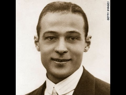 1921 All Night Carmel Myers, Rudolph Valentino Low