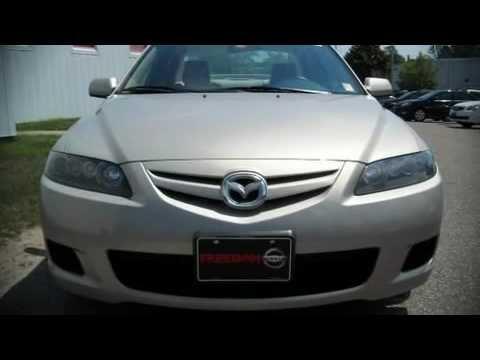 2008 mazda mazda6 i sport ve sedan in south burlington vt. Black Bedroom Furniture Sets. Home Design Ideas