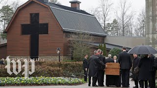 Watch live: Billy Graham's funeral