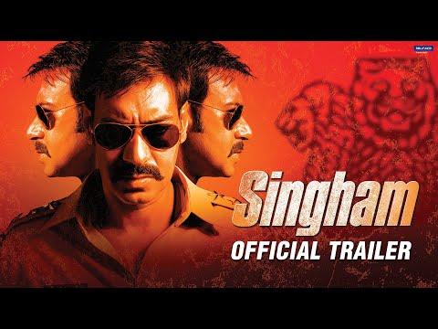 Singham | Official Trailer | Ajay Devgn, Kajal Aggarwal, Prakash Raj | Rohit Shetty