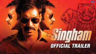Singham - Trailer Full HD