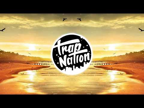 San holo hold up Remix (trap nation)