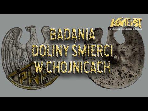 KONTEKST 21 - Badania Doliny Śmierci w Chojnicach - Dawid Kobiałka, Joanna Rennwanz