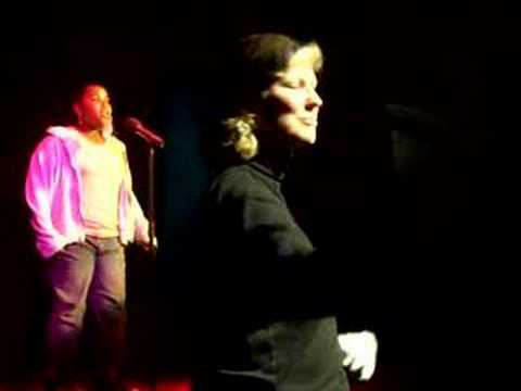 I AM,  IN SONG & SIGN (Nicole C. Mullen) performed by Rebecc