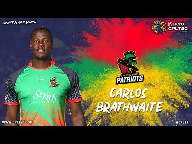 CARLOS BRATHWAITE | PLAYER FEATURE | #CPL19