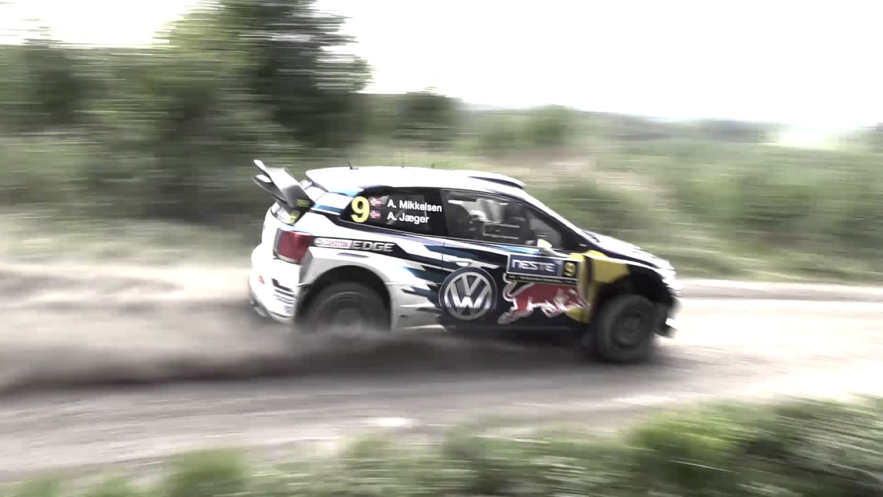 2018 electric polo r wrc youtube. Black Bedroom Furniture Sets. Home Design Ideas