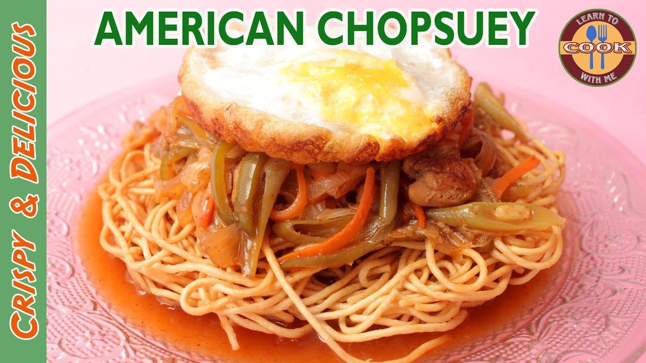 recipe: jain american chopsuey recipe [22]