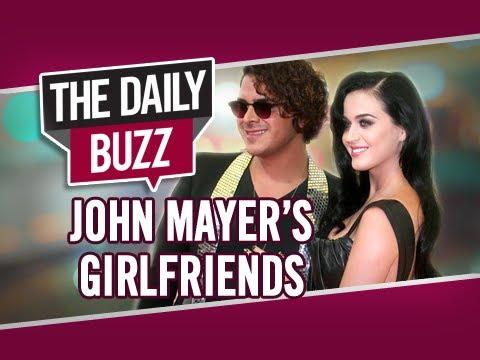 John Mayer's Relationship History