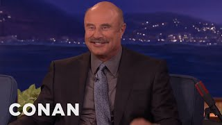 Dr. Phil McGraw Doesn
