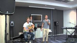 Bobby van Jaarsveld - Some nights ( Fun Cover)