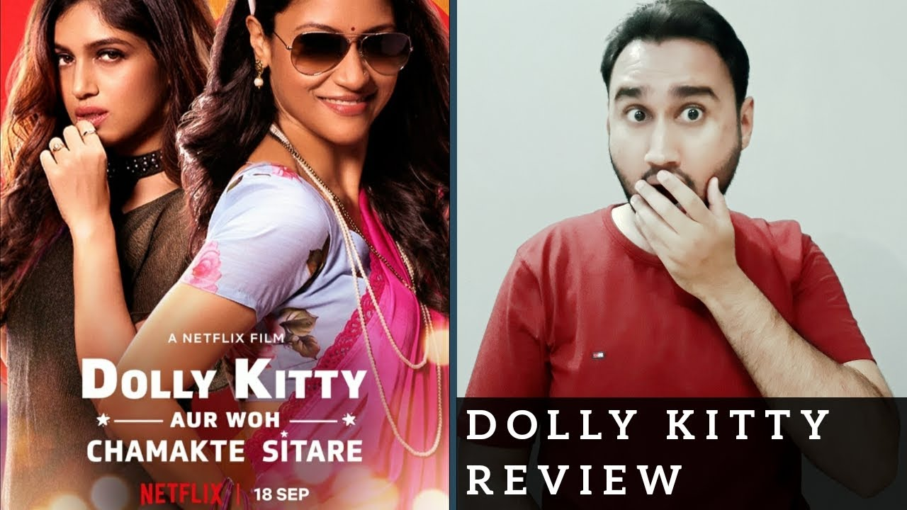 Dolly Kitty Aur Woh Chamakte Sitare Review | Netflix Film | Dolly Kitty Aur Woh Review | Faheem Taj