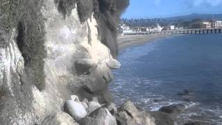 Powerful Short Film, Santa Cruz, Ca. Cowell Beach, Collins Cove: Nov.8th, 2012.wmv
