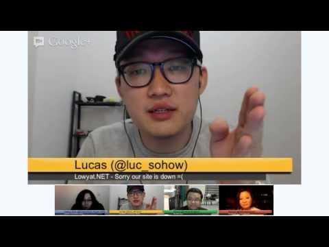 Lowyat.NET & Guests Talk Apple