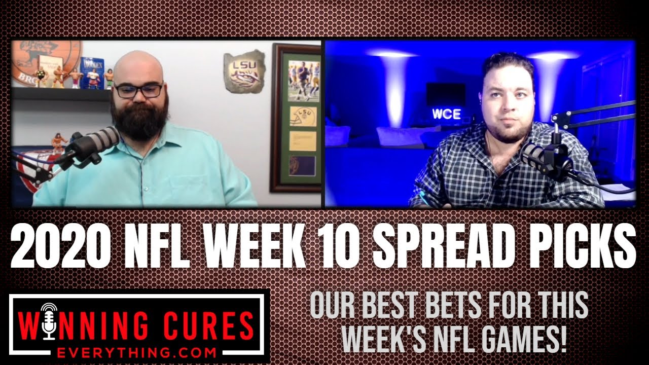 betting against the spread week 10