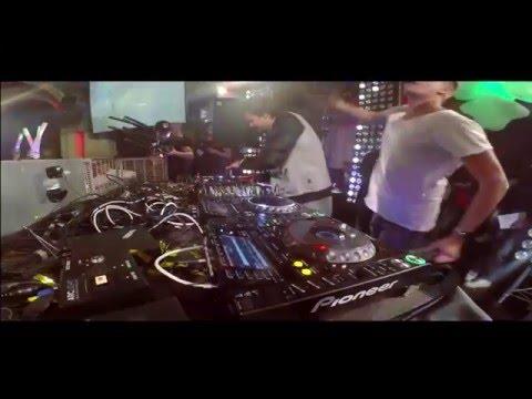 Alexie Divello & Jimi Beatz - Café Opera DJ-Challenge 2015 (final)