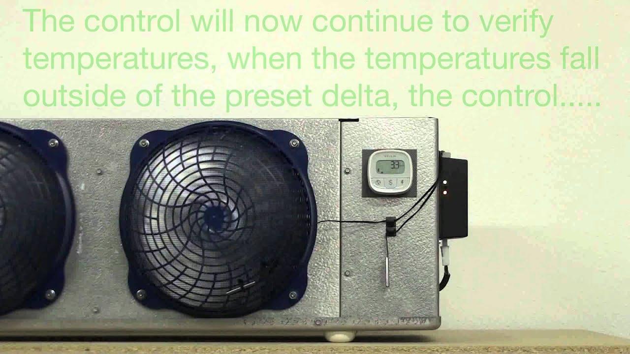 Greenwize Ec Motor Fan Control Demo Video Youtube